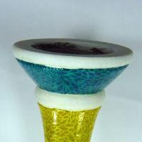 DIY Kerzenständer mit entfernten Aufsatz