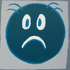 Smiley Nachteile von Acrylfarbe