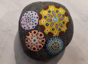 Steine bemalen Workshop Kreativ Welt