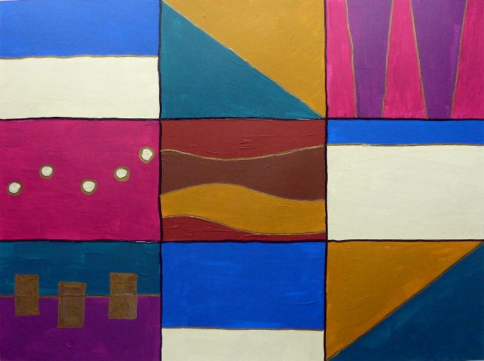 Bildwirkung mit Diagonalen & Linien